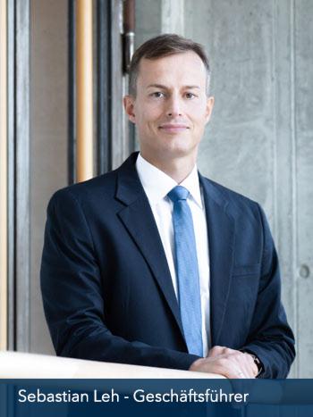 Geschäftsführer Sebastian Leh | Hausverwaltung wert + eigentum GmbH
